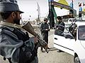 Afghan suicide bomber kills two, wounds 40: police