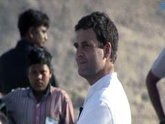 Won't be able to change lives in 10 days but will attempt: Rahul Gandhi