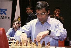 Who is Viswanathan Anand?