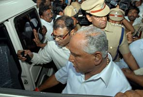 Yeddyurappa's bail plea deferred, will spend Diwali in jail