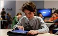 Math that moves: US schools embrace the iPad