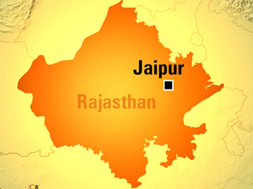 Heavy Rains Lash Parts of Rajasthan
