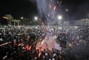 Internet traffic in Libya goes dark amid upheaval