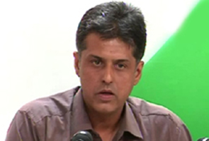 Manish Tewari recuses himself from Parliamentary panel on Lokpal