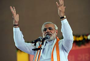 Narendra Modi's 3D avatar enters Guinness World Records