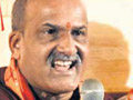 Mangalore pub attack was a mistake, says Sri Ram Sene chief Muthalik