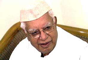 ND Tiwari DNA test confirms he fathered the man who took him to court
