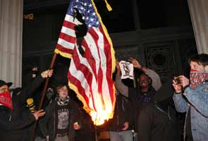 After lull, Occupy protest resurfaces in Oakland