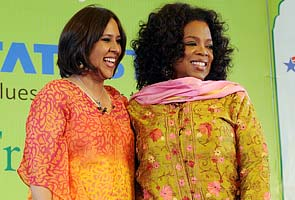 Full transcript: In conversation with Oprah Winfrey