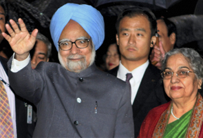 PM says won't 'force' N-deal issue on Japan