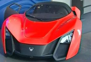 Marussia B1 is Russia's answer to Porsche and Ferrari