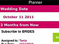 Wedding planners too pricey? Mobile apps can help