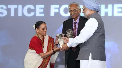 Justice JS Verma, Gopal Subramaniam, Leila Seth