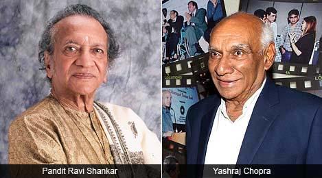 Pandit Ravi Shankar, Yashraj Chopra
